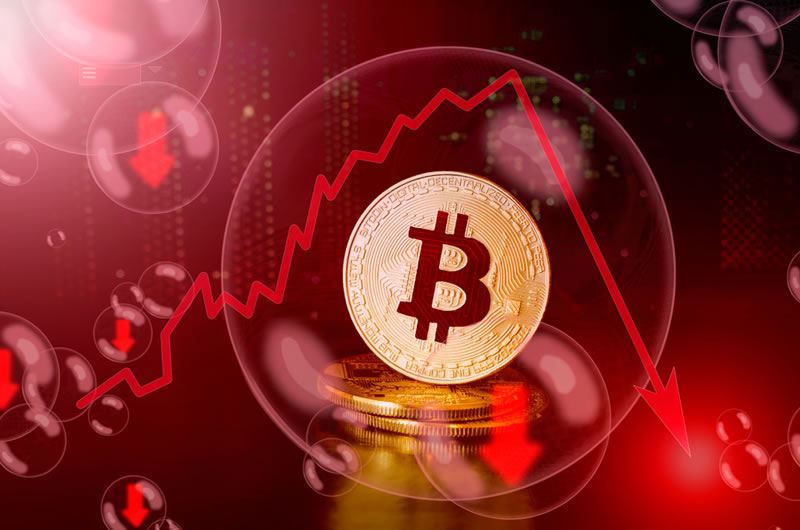 Bitcoin on Way for Weekly Loss on Fading Stimulus Hopes