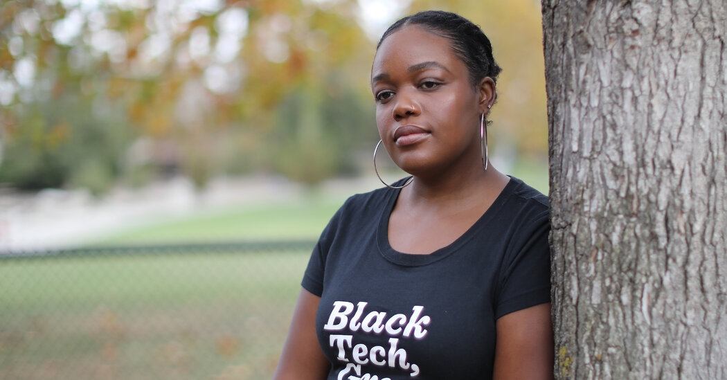 'Tokenized': Inside Black Workers' Struggles at the King of Crypto Start-Ups