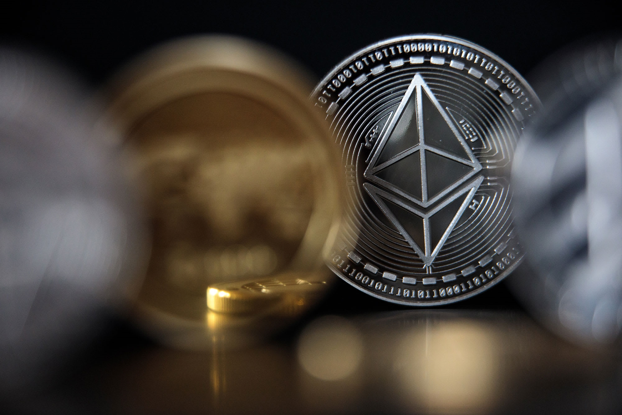 Ether, XRP and other 'altcoins' rally as bitcoin heads for all-time high