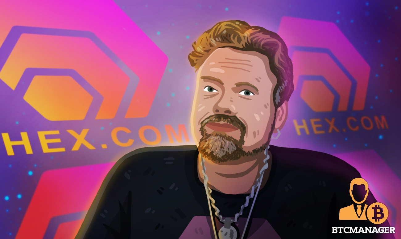 Exclusive: Interview with HEX (HEX) Founder, Richard Heart