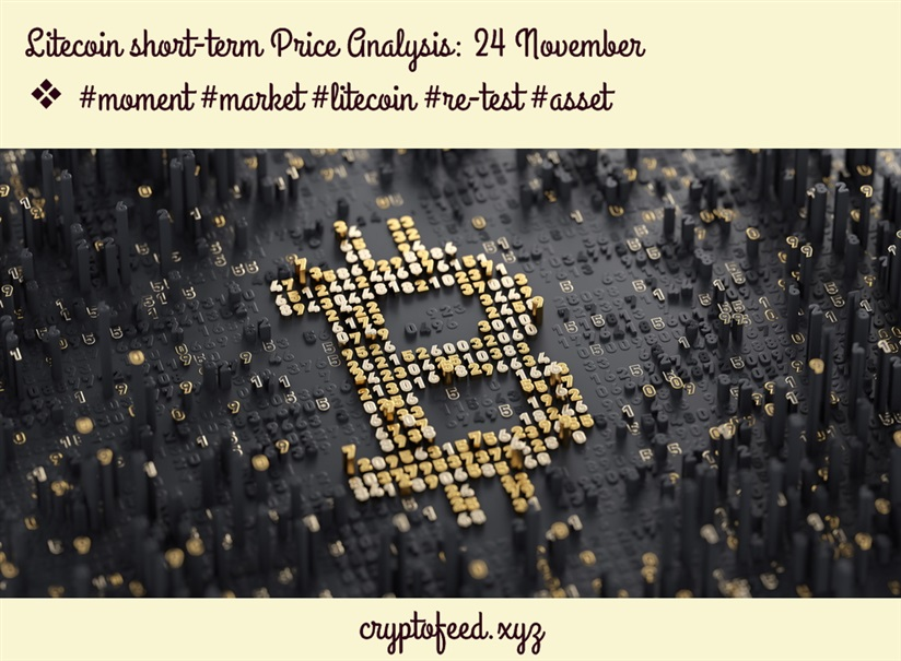 litecoin-short-term-price-analysis:-24-november