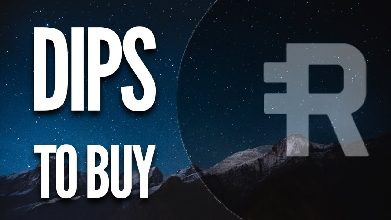 WHAT ALTCOINS TO BUY IN THESE DIPS!