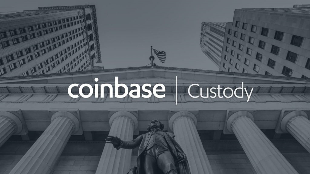 Coinbase Custody Adds Six New Coins to Its Vault