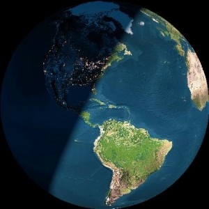 Solstice tale of two cities | EarthSky.org
