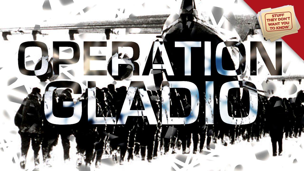 Operation Gladio – Wikipedia