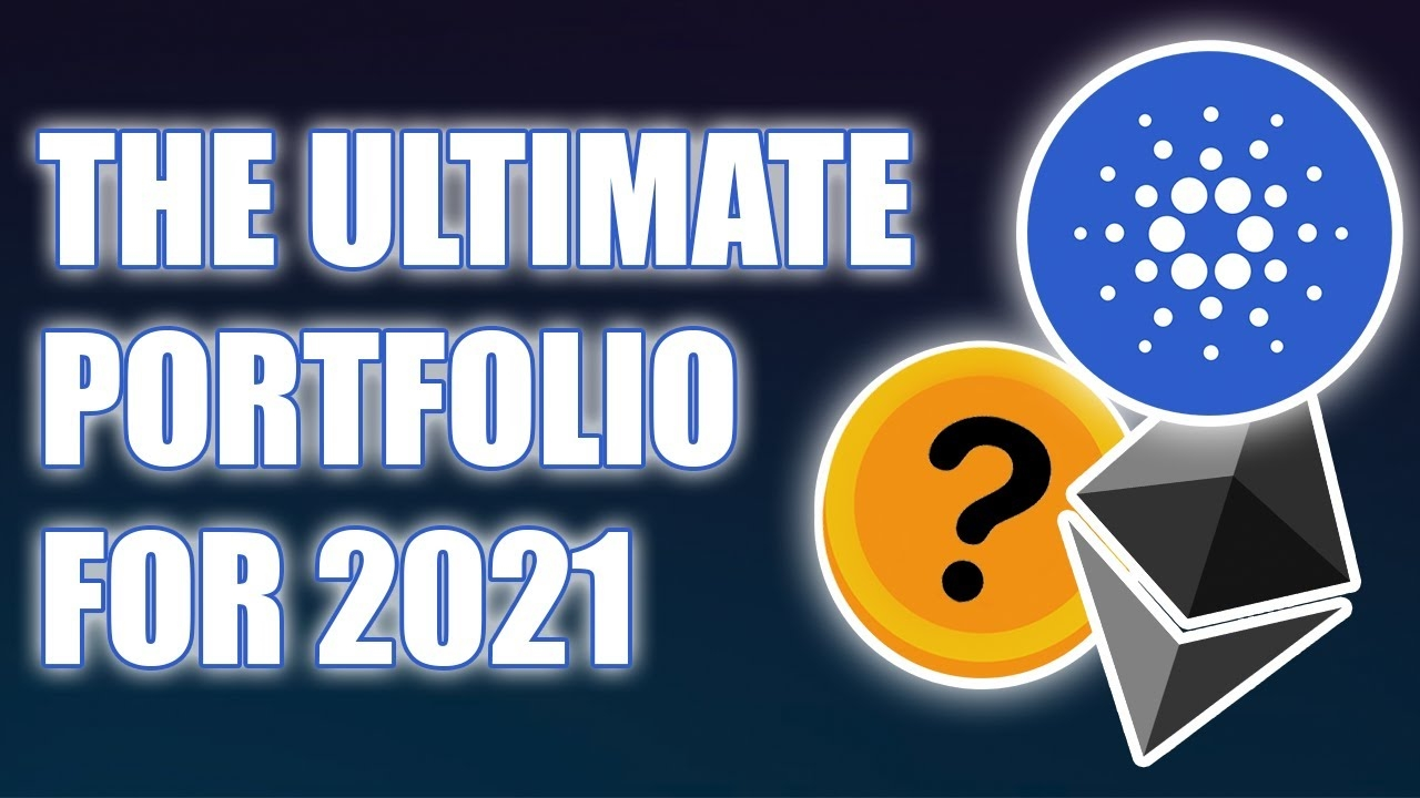 Top 5 Altcoins To Buy With $1,000 – Ultimate Crypto Portfolio For 2021