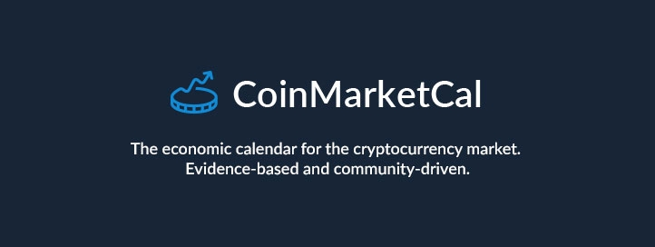 CoinMarketCal – Cryptocurrency Calendar