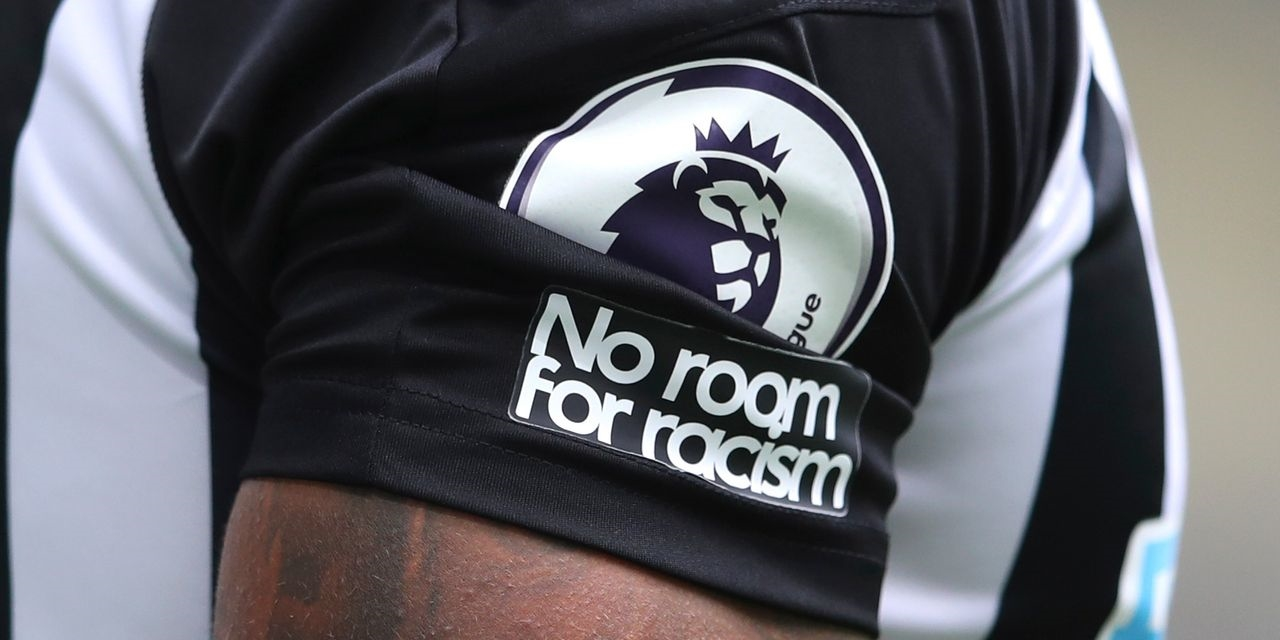 English soccer at breaking point over racism and other abuse on social media