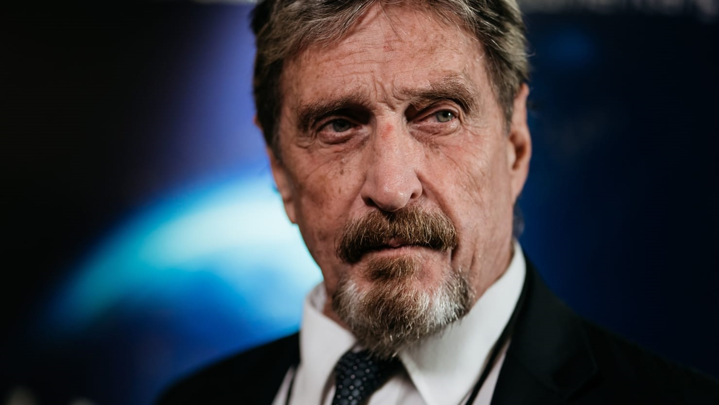 Eccentric Antivirus Mogul John McAfee Accused of Making Millions in Illegal Crypto Schemes