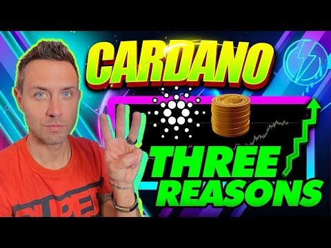 Top 3 Reasons CARDANO Will OUTPERFORM Most Altcoins (ADA Is Unique) | Coin Crypto News
