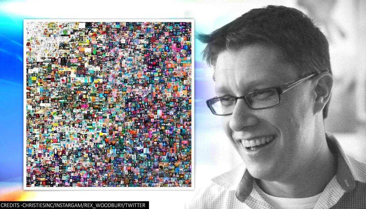 Beeple says crypto art is 'irrational exuberance bubble' and 'will absolutely go to zero'