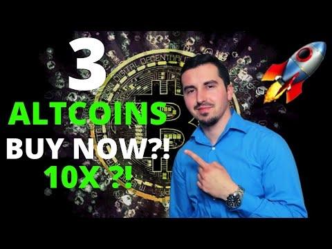 TOP 3 ALTCOINS KAUFE ICH JETZT 🚀 | CRYPTO April 2021🤑 | BITCOIN CRASH ?! 😲 | | Coin Crypto News