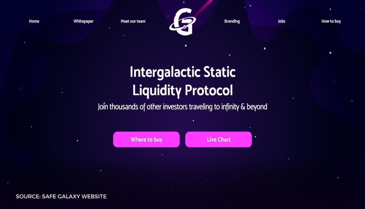 How to buy Safe Galaxy crypto? Is Safe Galaxy going to be the next big cryptocurrency?