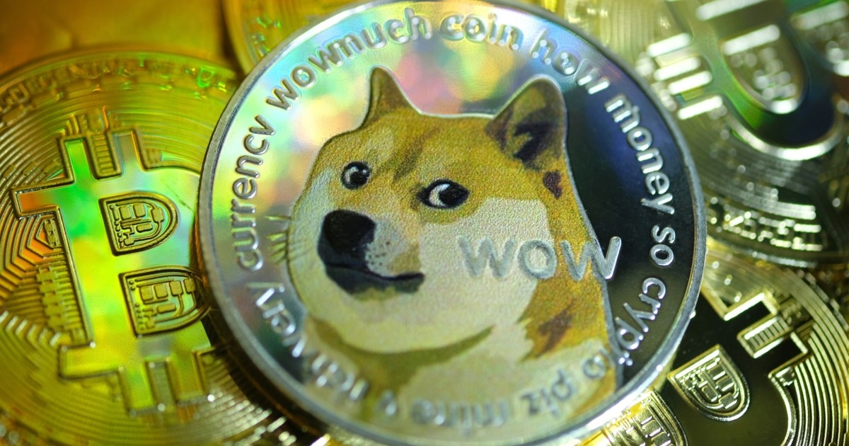 Dogecoin's value is soaring. Is it time to take it seriously?