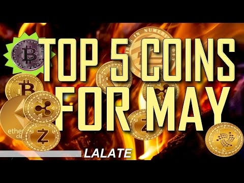 Top 5 Cryptocurrency To Invest In For 2021! Top 5 Coins for May 2021, Cheap Altcoins with Potential!   Coin Crypto News
