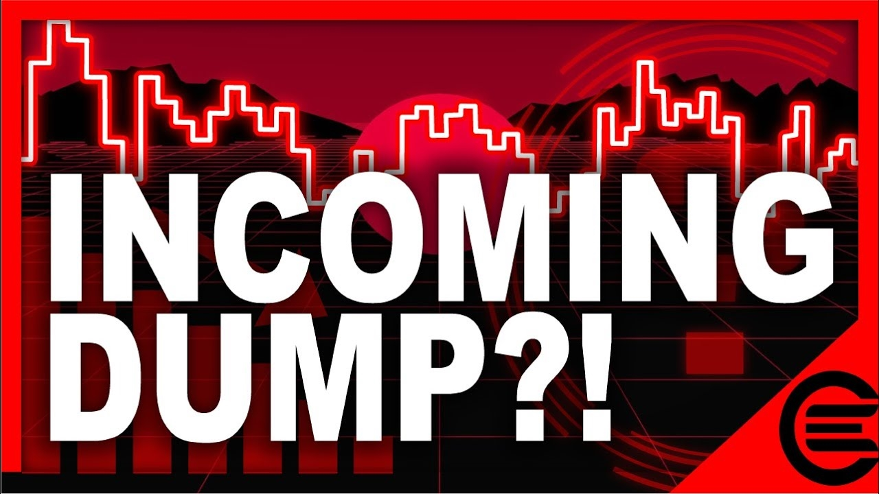 BITCOIN AND ALTCOINS WILL DUMP HERE! 🚨