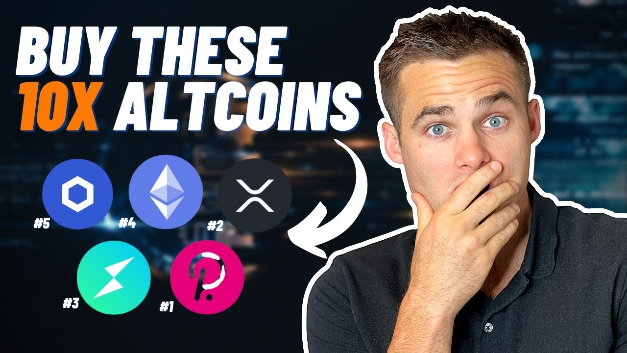 Top 5 Best Altcoins To BUY NOW (…Before They 10X)