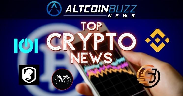 Top Crypto News: 07/19 – Cryptocurrency News