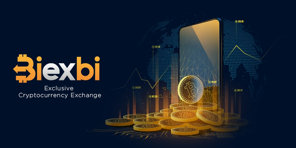 Enter Now on the Crypto Space with the Most Professional Team – Biexbi