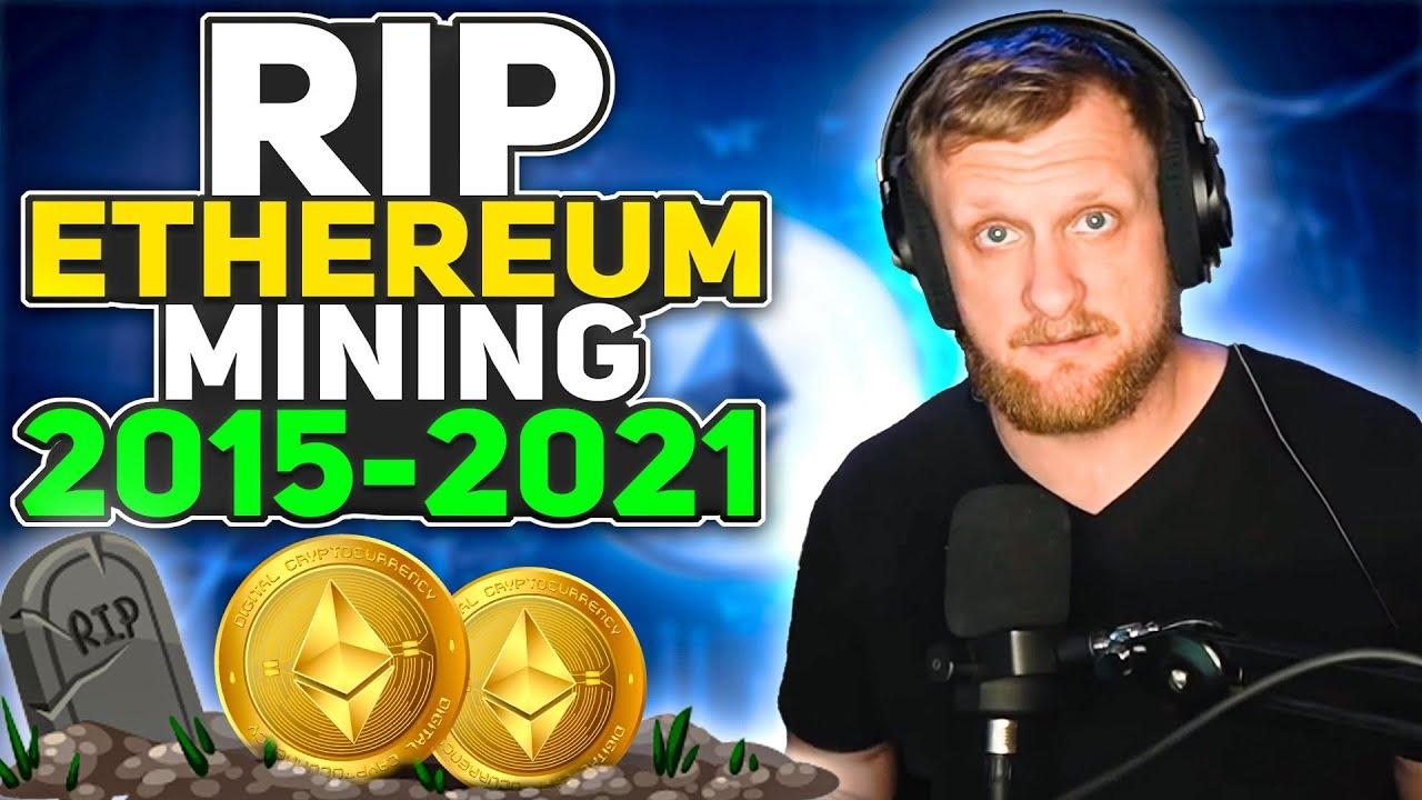 Ethereum Mining DeD?!