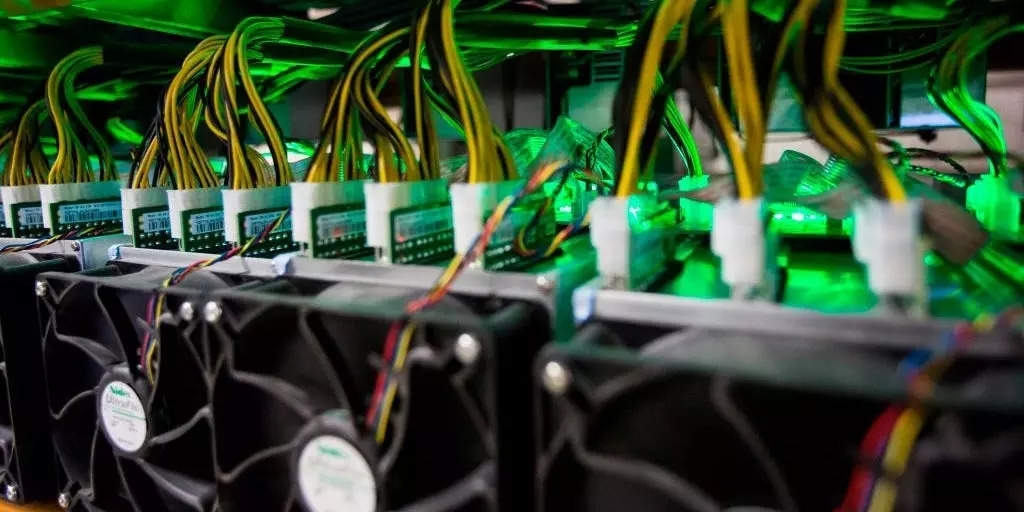 China's crackdown on crypto slashed competition for North American bitcoin miners – and earnings are soaring to record highs as a result