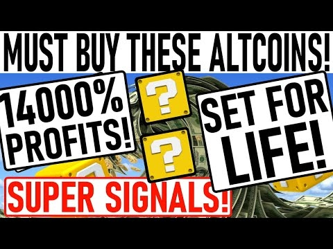 MUST BUY THESE ALTCOINS! INSANE MOVE COMING FOR BITCOIN! CRYPTO AMENDMENT FAIL! MASSIVE ALTCOIN PUMP | Coin Crypto News