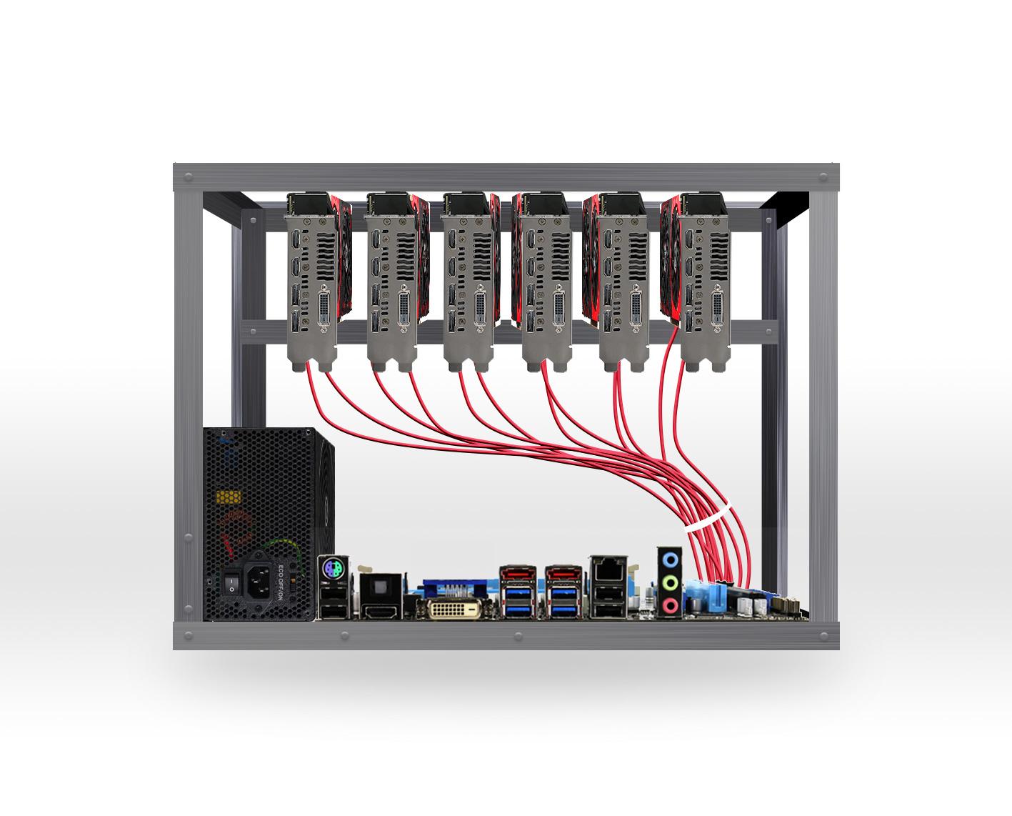 AMD/XFX BC-160 क्रिप्टो GPU को छेड़ा गया: 8GB HBM2, 150W, 72MH/s माइनिंग ETH